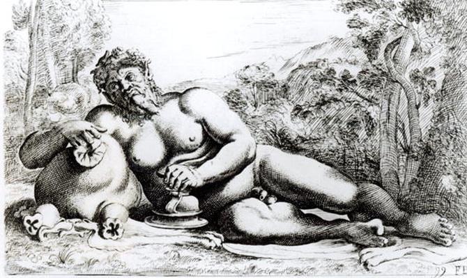 Silenus, c.1653