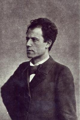Portrait of Gustav Mahler, 1897