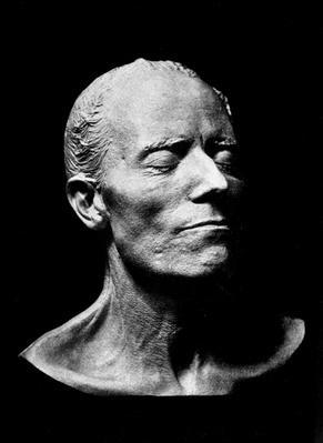 Gustav Mahler's Death Mask, 1911