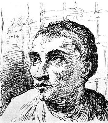 Jack Sheppard, 1724