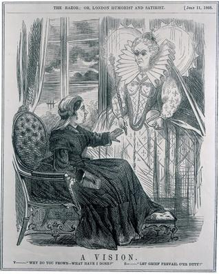 A Vision, 1868