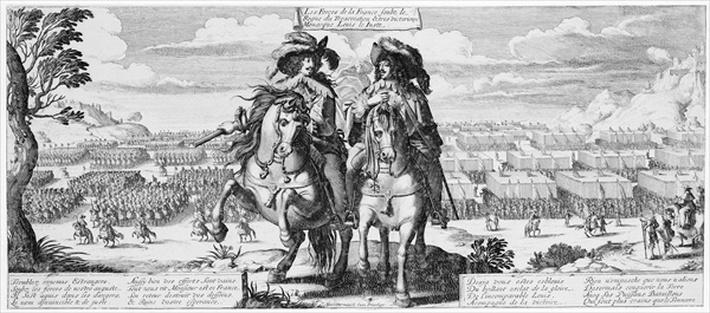 The Victories of Louis the Just, 1627