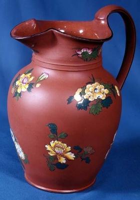 Wedgwood jug, c.1840