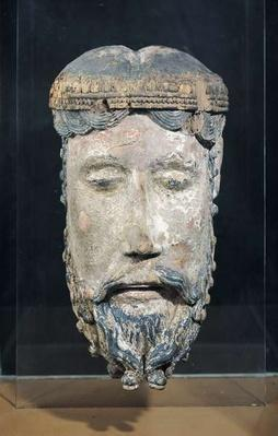 Head of Christ, from Lavaudieu