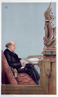 A Scots Lawyer, from 'Vanity Fair', 23rd July 1903