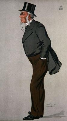 An Irish Lawyer, from 'Vanity Fair', 14th September 1890