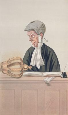 Appeals, from 'Vanity Fair', 30th December 1876