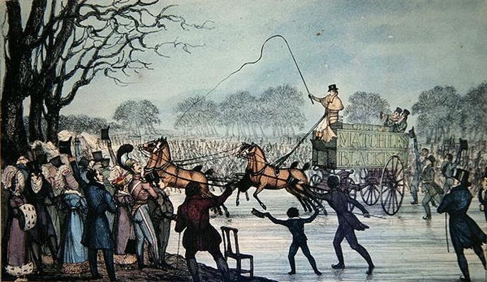Extraordinary Exploit, 17th January 1826