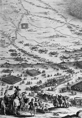 The Siege of Breda
