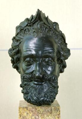 Head of Henri IV