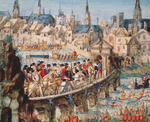 The Royal Entry Festival of Henri II