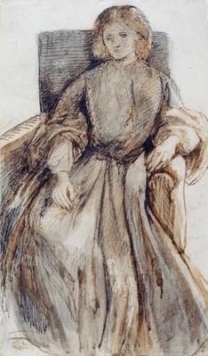 Miss Elizabeth Siddal