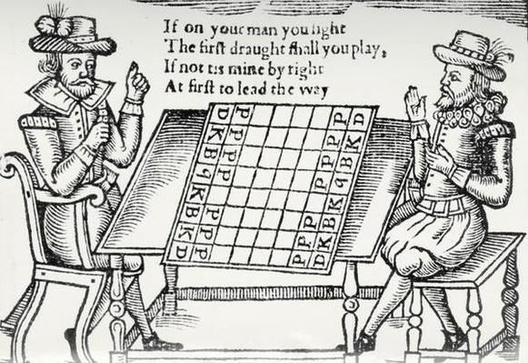 At the Chess Board
