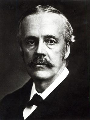Portrait of Arthur James Balfour