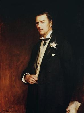 Portrait of Joseph Chamberlain, 1886