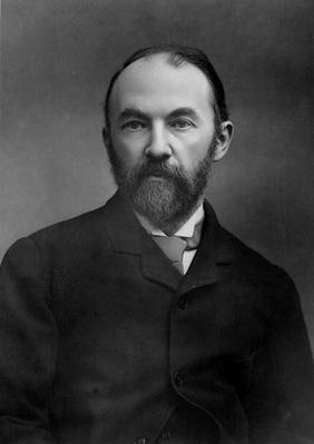 Portrait of Thomas Hardy