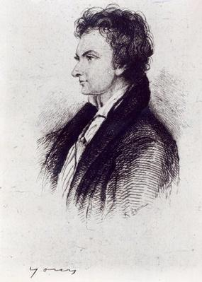 Portrait of William Hazlitt