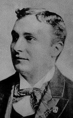 Portrait of Charles Spencer Chaplin, Sr