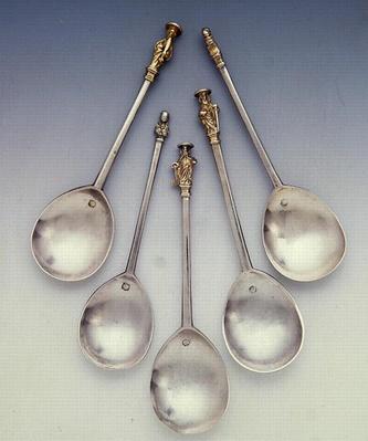 Apostle spoons