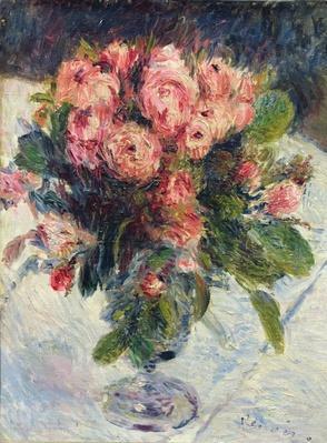Moss-Roses, c.1890