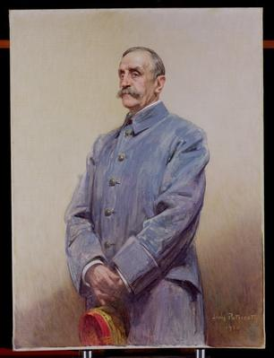 Portrait of Marshal Ferdinand Foch