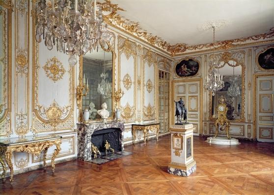 The Cabinet de la Pendule