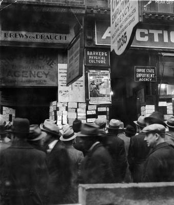 Unemployed During Great Depression | The Great Depression | U.S. History