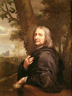 Portrait of Philippe de Champaigne, 1668