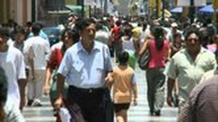 Peru Welcomes Economic Growth Video