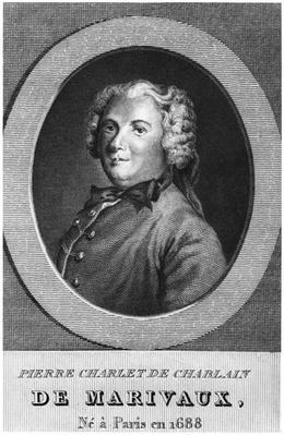Pierre Carlet de Chamblain, known as Marivaux