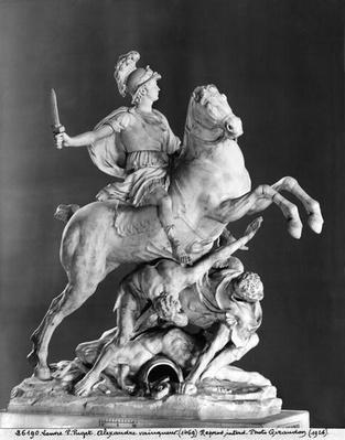 Alexander Victorious, after 1683