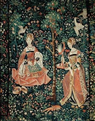 La Vie Seigneuriale: Embroidery, c.1500