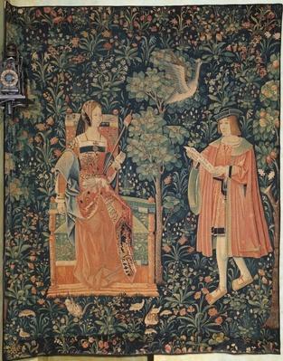 La Vie Seigneuriale: Reading, Loire Workshop, c.1500