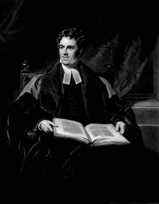 Portrait of Thomas Arnold