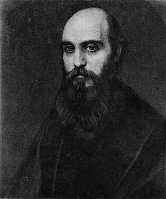 Portrait of William Michael Rossetti, 1864