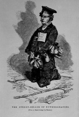 The Street-Seller of Nutmeg-Graters