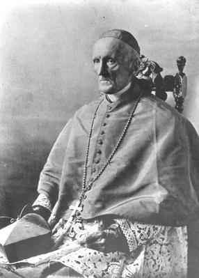 Portrait of Cardinal Manning