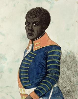 Portrait of Toussaint Louverture, 1802