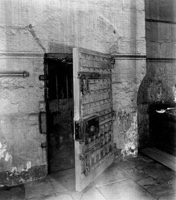 Door to Newgate Prison