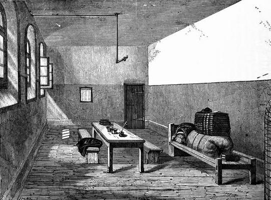Condemned Cell Newgate