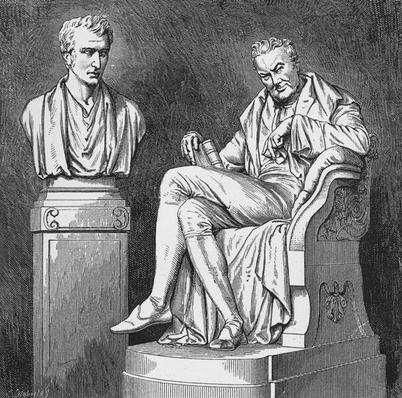 Sir Thomas Buxton and William Wilberforce