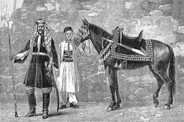 Portrait of Zebehr Pasha