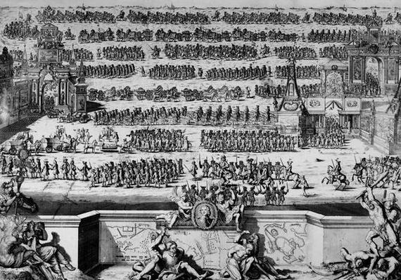 The Battle of Pottava, 1709