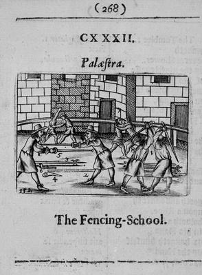 The Fencing School