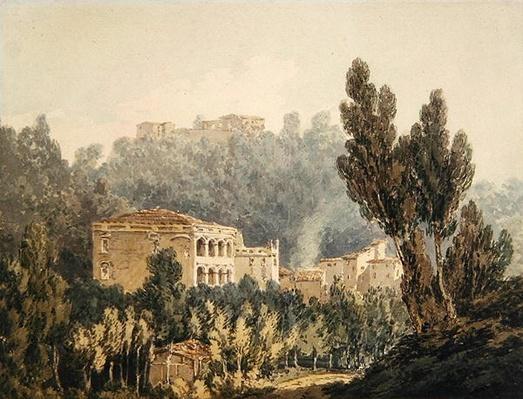 In the Valley near Vietri, c.1794