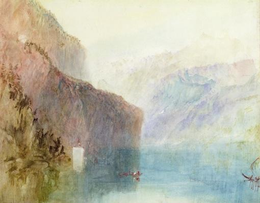 Tell's Chapel, Lake Lucerne, c.1841