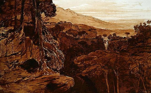 Bavella, Corsica, c.1868