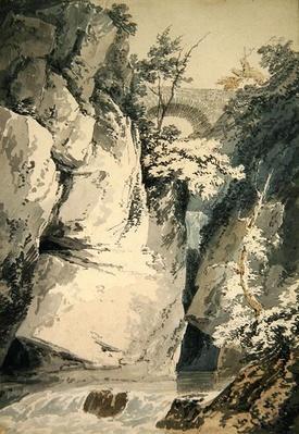 On the Banks of the Lago di Como, c.1796