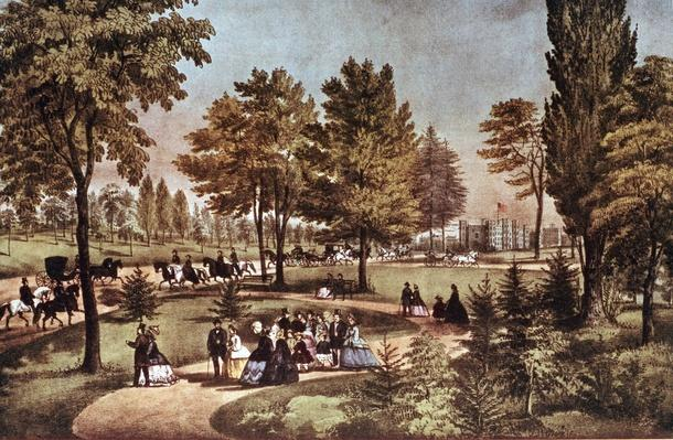Central Park | The Gilded Age (1870-1910) | U.S. History