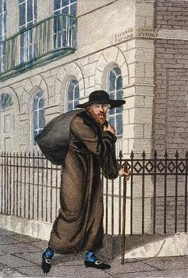 Old Clothes, from 'Description of the Plates, Representing the Itinerant Traders of London...'